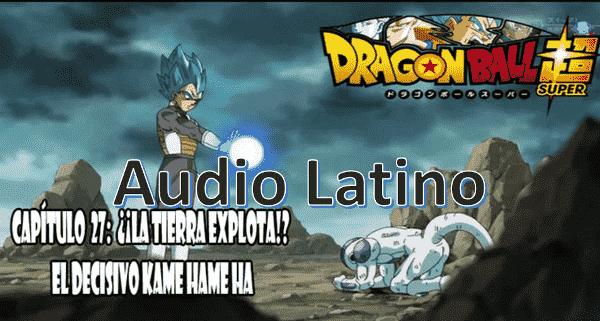 Ver capitulo 27 en audio latino online, Vegeta salva a Goku con la intención de usarlo para entrenar en un futuro cercano.