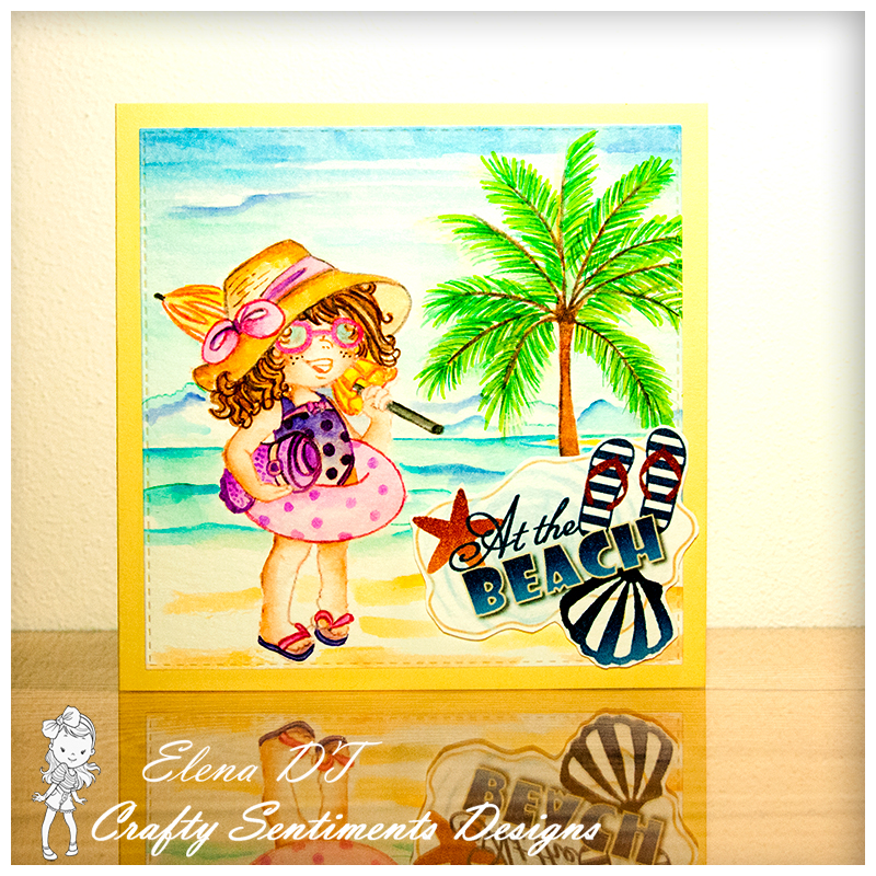 CreativEle - primrose BEACH LIFE