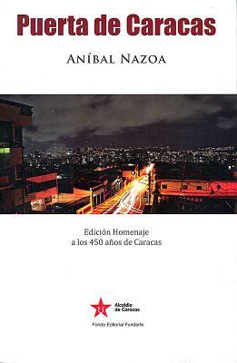 Carátula de: Puerta de Caracas (Fundarte - 2017), de Aníbal Nazoa