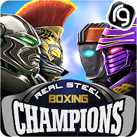 Real Steel Boxing Champions Mod Apk (Unlimited Coins/Money/All Parts Unlocked And Activated)