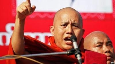 Mengapa Sangat Benci Muslim Rohingya? Alasan Biksu Wirathu Ini Sangat Mengejutkan