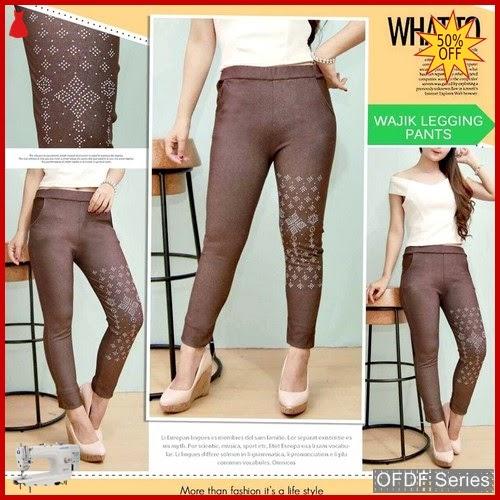 OFDF330 Celana Leggings Premium Wajik Pants Modis BMGShop