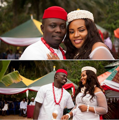 Wow! Popular Blogger Nwosu Desmond And His Beautiful Wife Rosemary Ezurike Welcome A Baby Boy