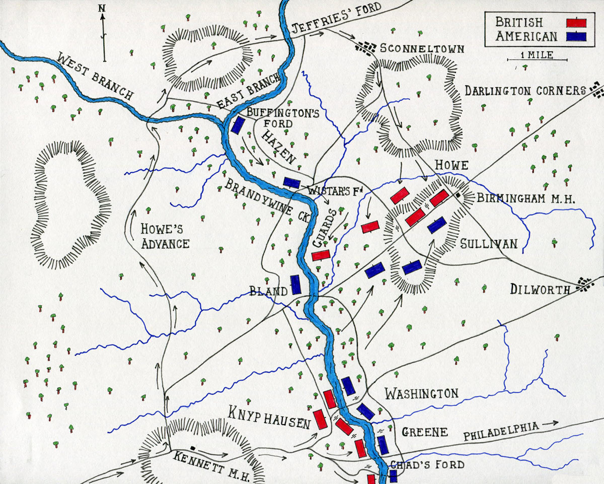 the regiment fought in the battle of brandywine the battle ofgermantown the battle of monmouth and the siege of charleston the first 3 battles