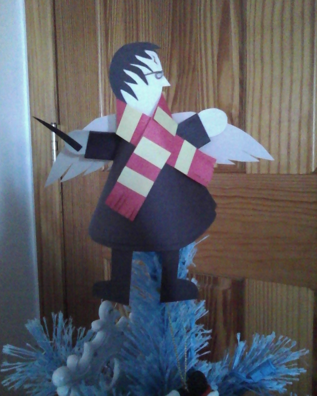 Harry Potter Christmas Tree Topper: Exfanding Your Horizons: Mischief Managed