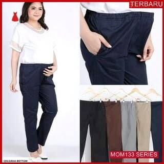 MOM133C13 Celana Hamil Cotton Modis Basic Celanahamil Ibu Hamil