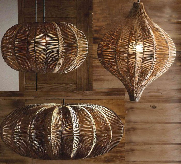 Interiors By Jacquin  Ways To Give Wicker A Contemporary Spin