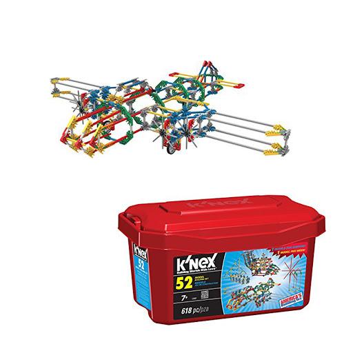 K'NEX  Building Block Set Kit STEM Education Engineering