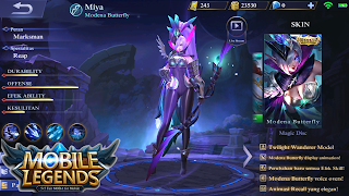 Guide Hero Miya Mobile Legends