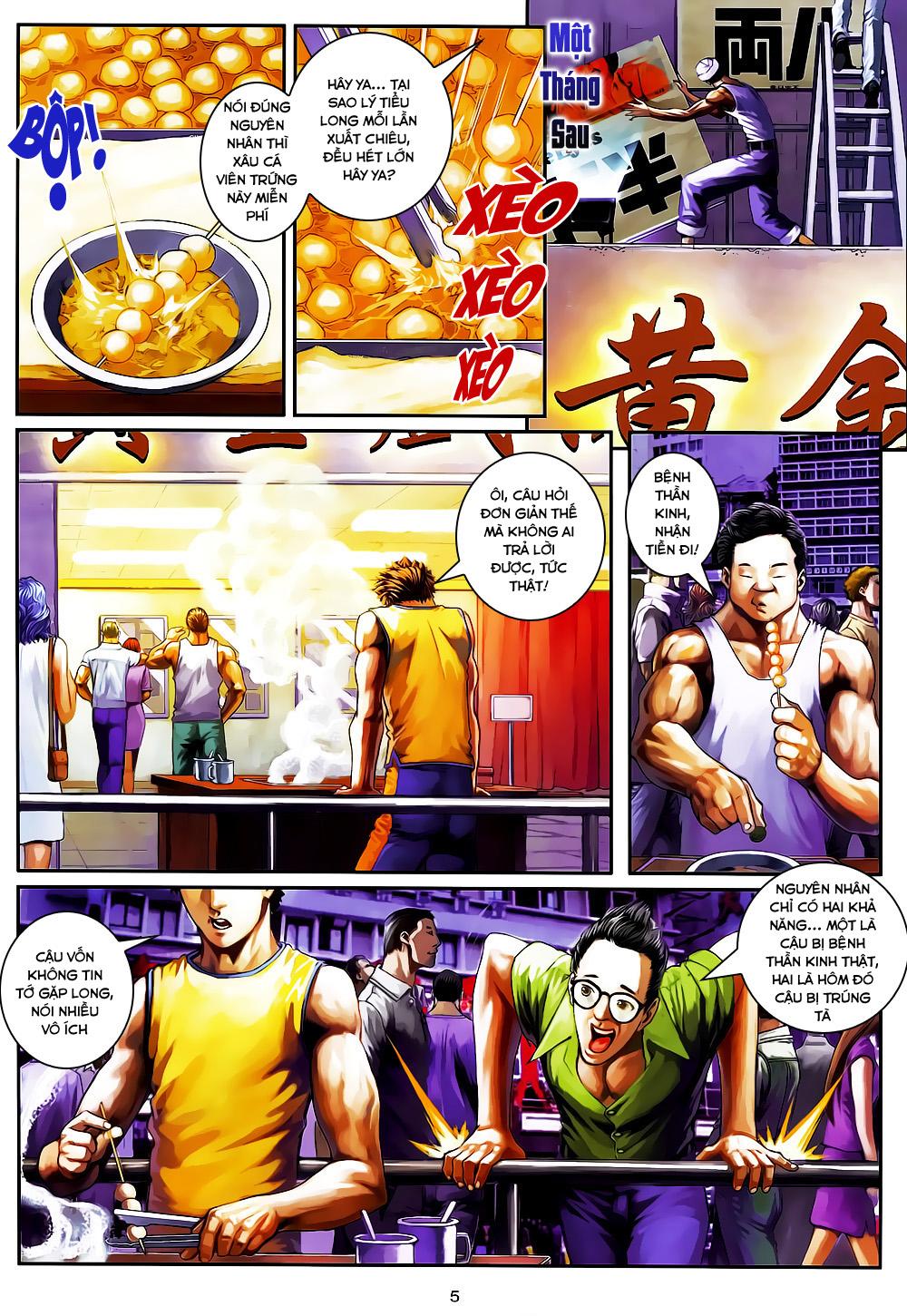 Quyền Đạo chapter 2 trang 5