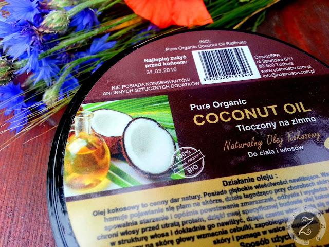olej kokosowy do ciała