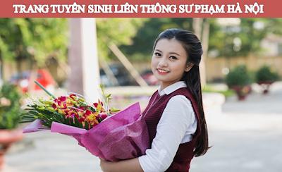 lien thong nganh su pham mam non len dai hoc su pham ha noi