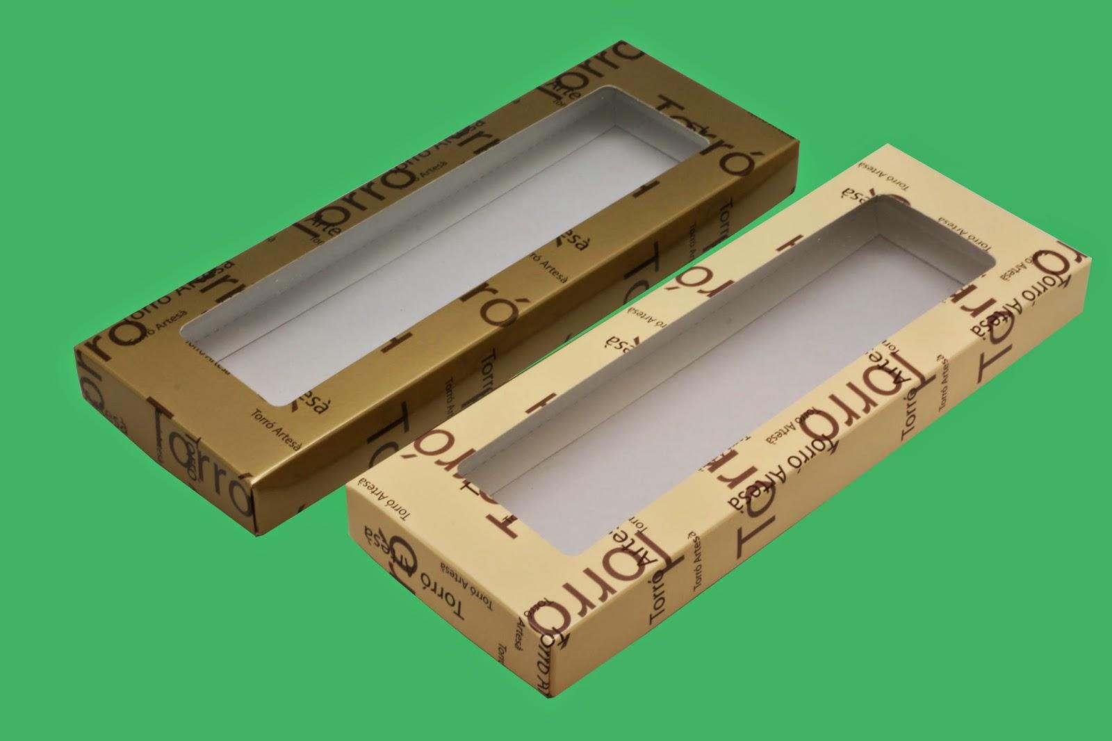 turrón  caja standard