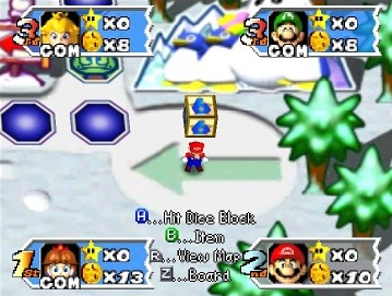 N64 - Mario Party 3 ROM -I- | 2 Wallpaper Picture Photo