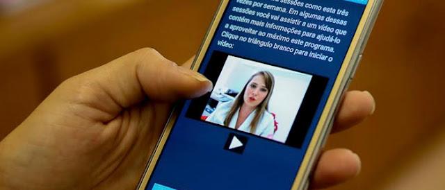Medicina da USP vai testar no SUS aplicativo para tratar depressão.