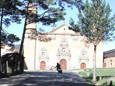 El monasterio nuevo de San Juan de la Peña