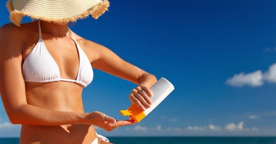 dicas pele idade protetor solar
