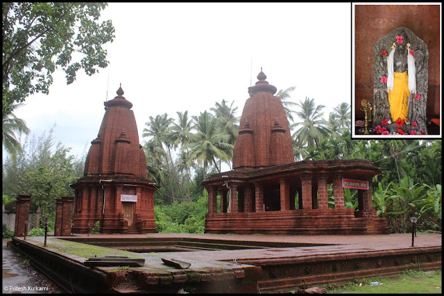 Rupanarayan Temple, Diveagar