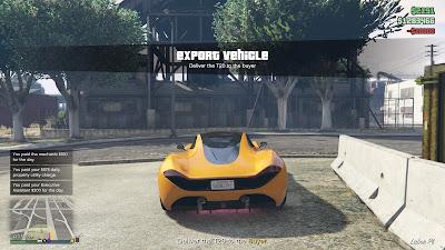 GTA Online - Exportando T20