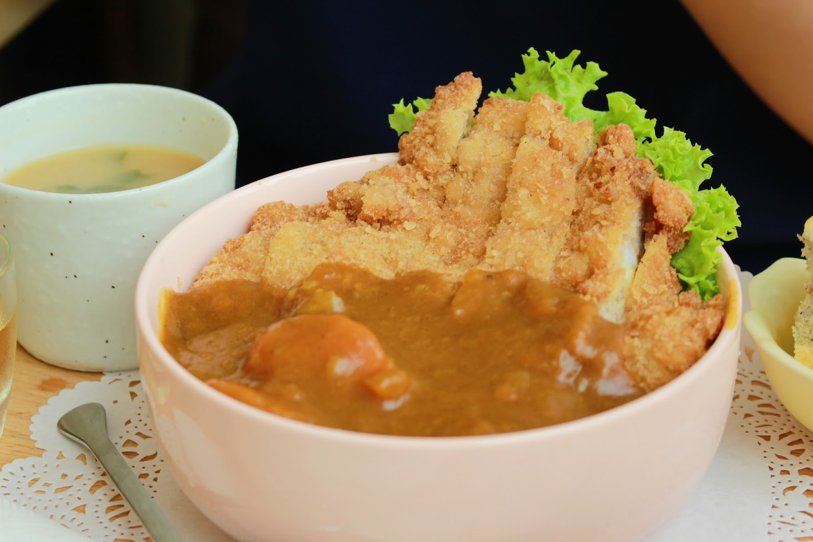 Purple Moon Lover Cafe, Canning Garden, Ipoh | FISHMEATDIE