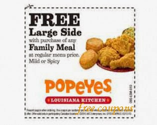 picture about Popeyes Coupons Printable identified as Popeyes fowl discount codes may well 2018 : Most economical promotions upon liquid crystal display television