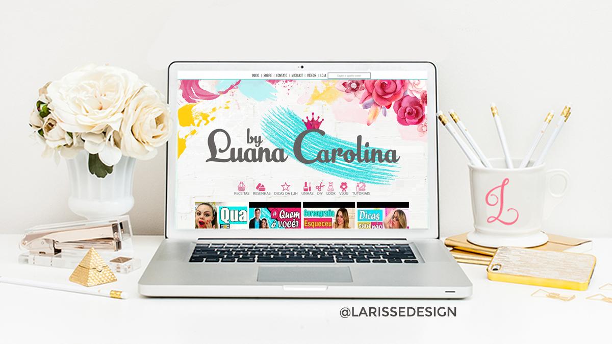 Excepcional Templates para Blogs Femininos - Mais de 100 desenvolvidos | Filha  QC98