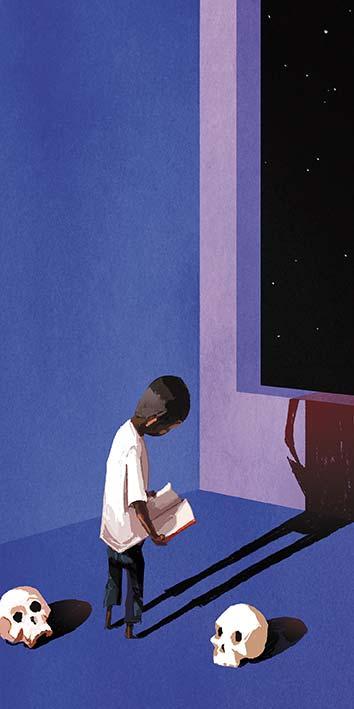 Poesía y balas, un texto de Margarito Cuéllar