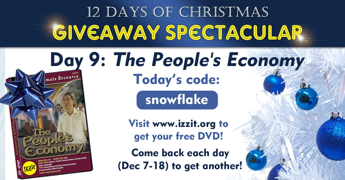 12 days of christmas giveaway spectacular 2016 day 9 code