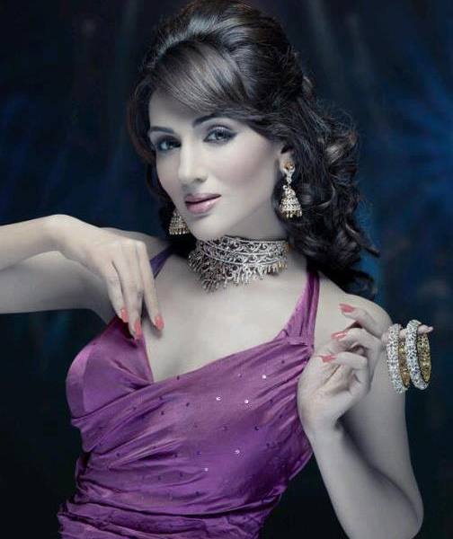 Sudeepa Singh in a brand endorsement