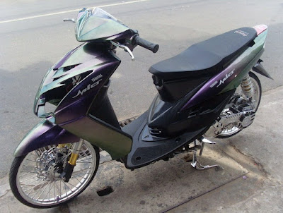 "Cara Jitu Dongkrak ""CVT All Yamaha Mio"", Performa Meningkat - BBM Tetap Irit"