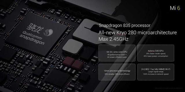 Snapdragon 835-nya Versi Terkencang