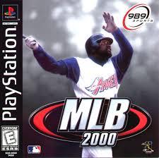 MLB 2000 - PS1 - ISOs Download