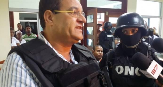 Por razones de seguridad trasladan a Winston Rizik a cárcel de Moca