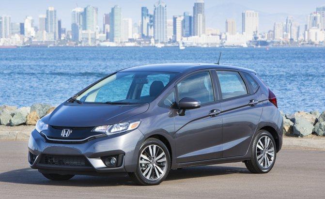 Xe cỡ nhỏ tốt nhất: Honda Fit