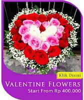bunga valentine, jual bunga valentine, bunga mawar valentine, karangan bunga valentine, bunga papan valentine, bunga valentine bagus & mewah, buket bunga valentine, bunga & cokelat, toko bunga