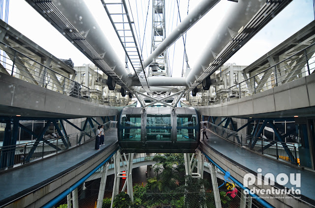 Things to do in Singapore Flyer