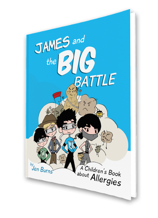 FREE Kindle Download Through Jan. 16th: James and the Big Battle