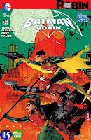 Os Novos 52! Batman e Robin #36