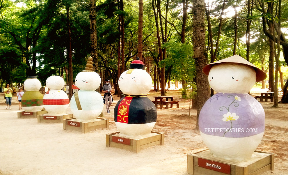holiday to nami island