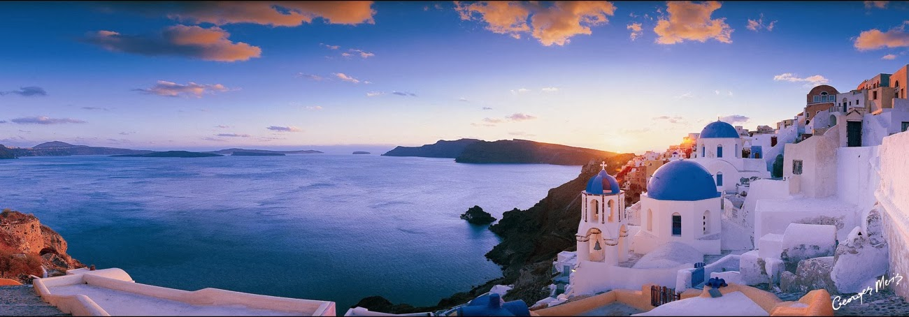 Santorini, Hellas: The Most Attractive Island in The World?