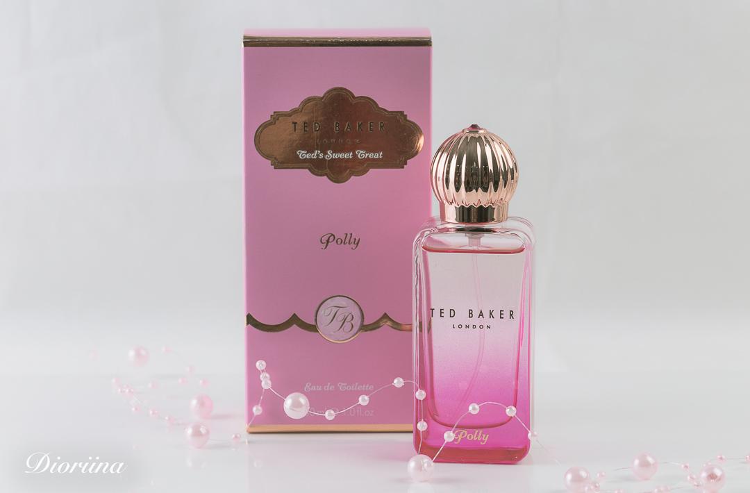 ihanan tyttömäinen tuoksu