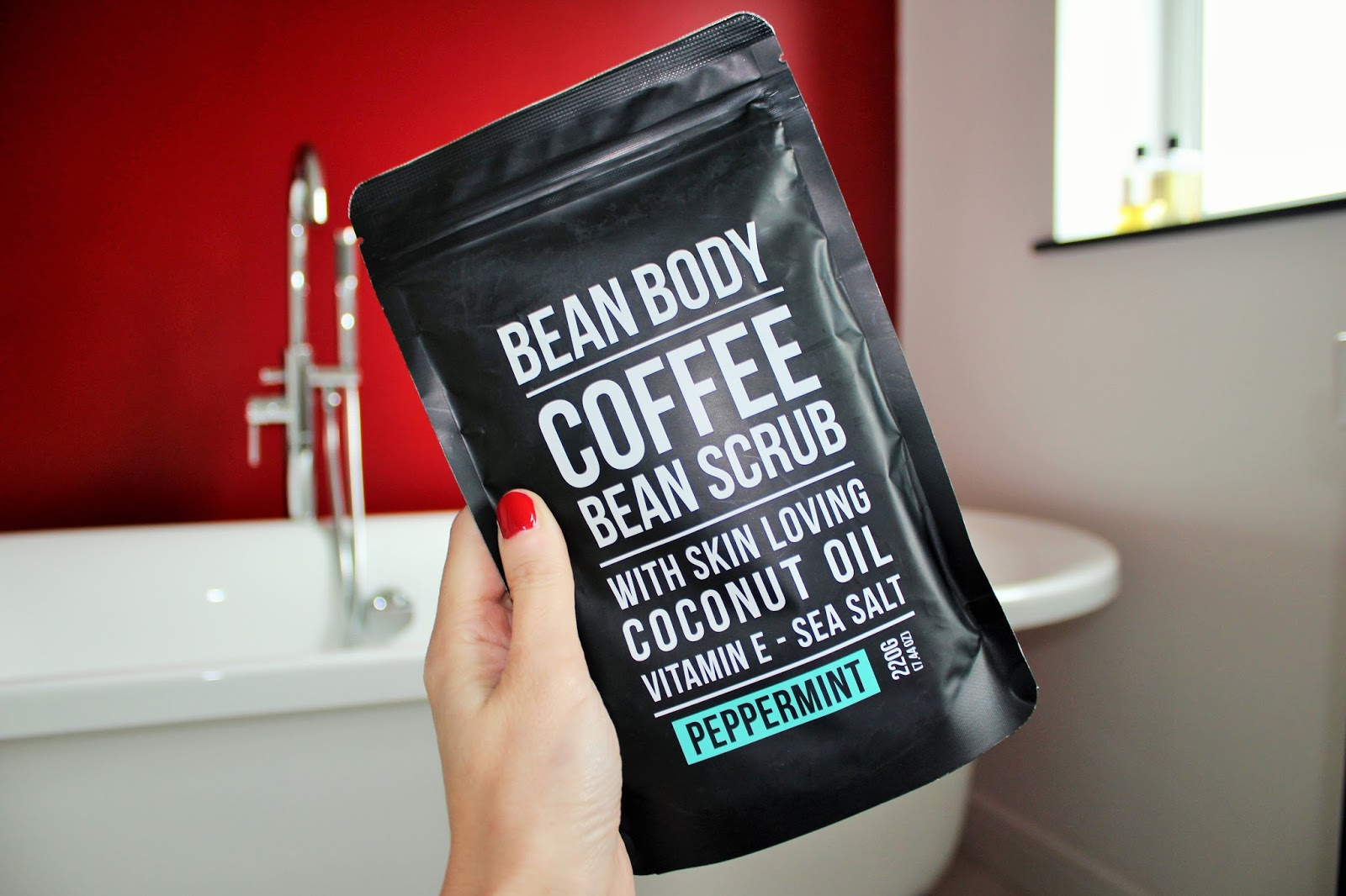 Bean Body Coffee Scrub Review 1