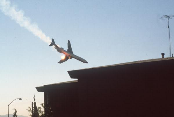 9e772374 Pacific Southwest Airlines (PSA) Flight 182 Crash | BlueisKewl