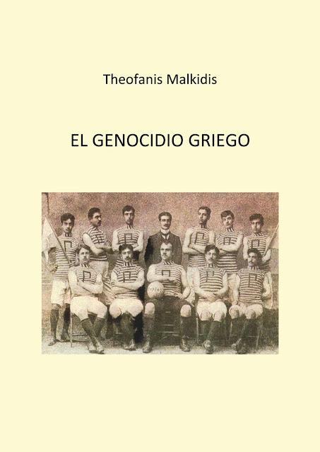 Αποτέλεσμα εικόνας για Μαλκίδης γενοκτονία βιβλία