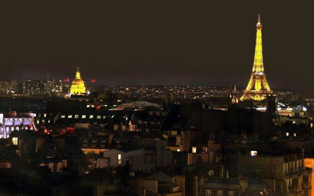 Tourism: Awesome pictures from Paris - France