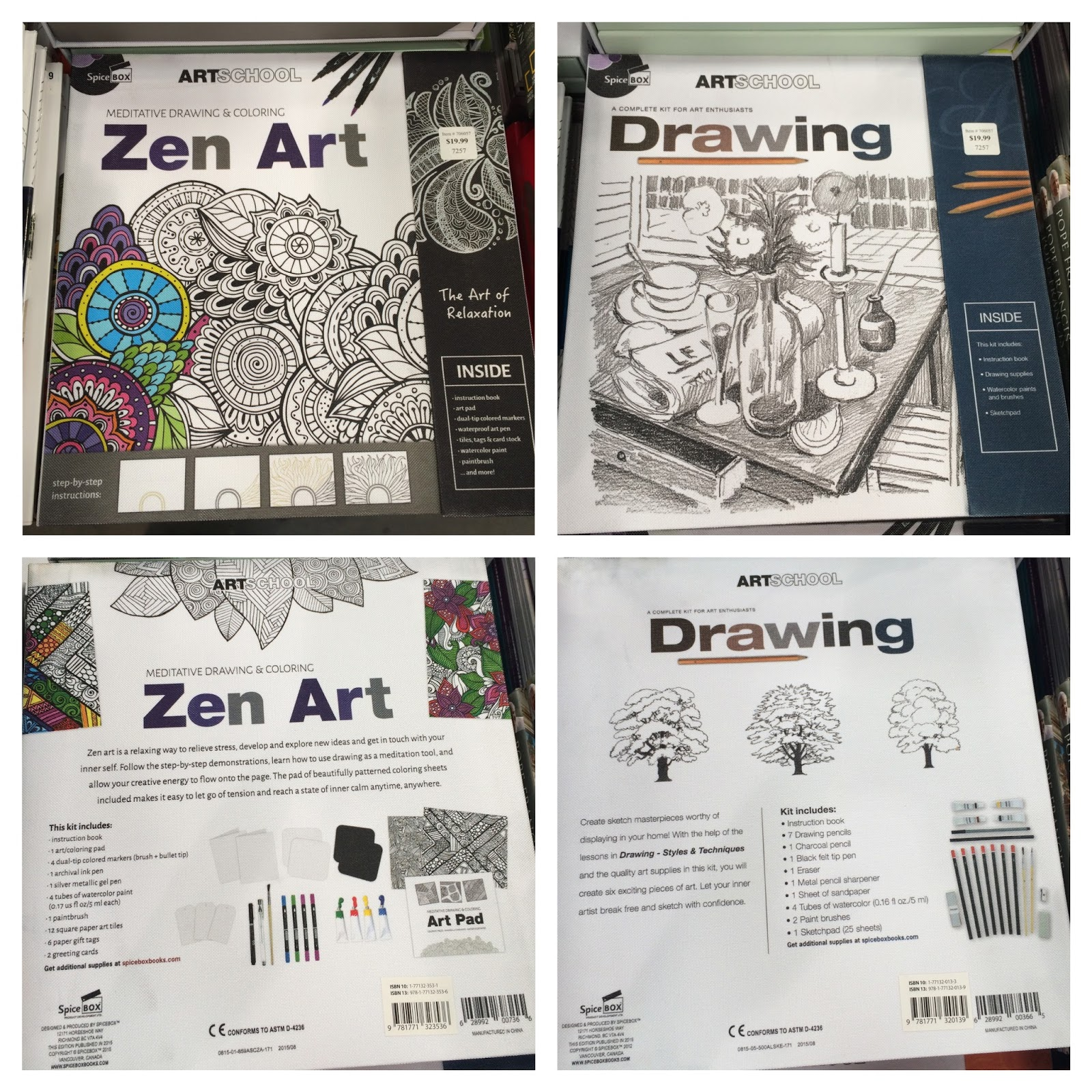 Crafting Coloring With Costco