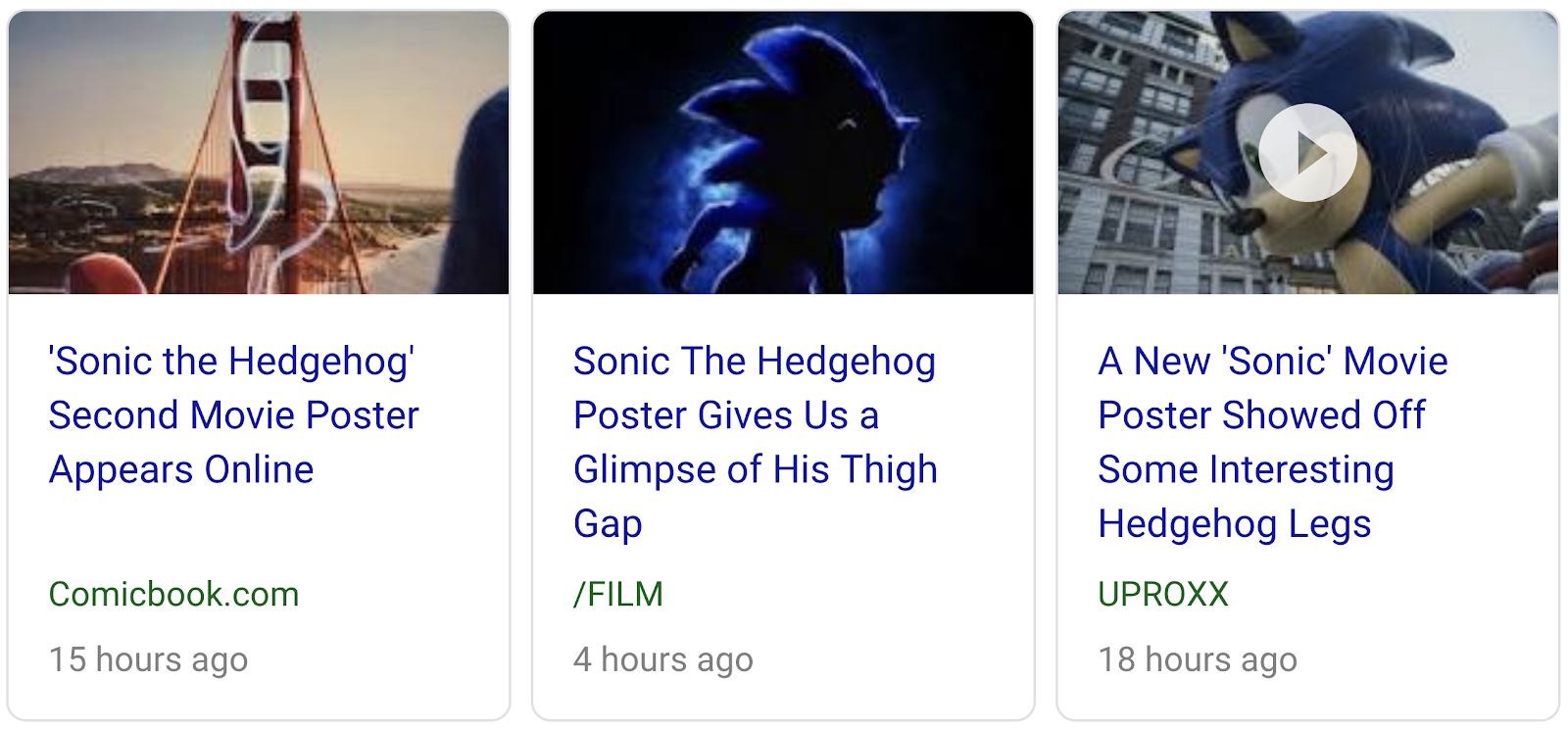 Free To Find Truth 118 New Sonic Movie To Release November 8 2019