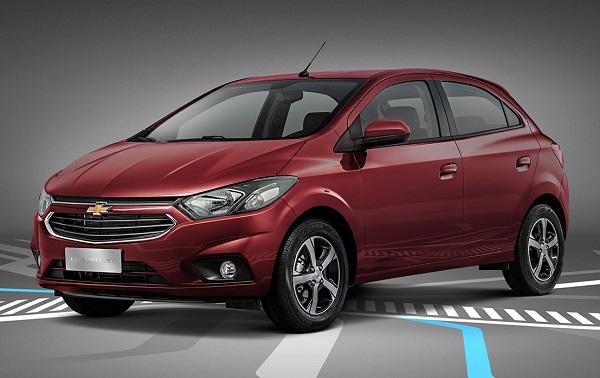 Ficha Técnica Chevrolet Onix LTZ AT (2018)