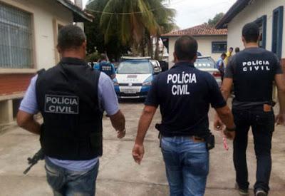 Santa Luzia: Polícia cumpre mandado para investigar suposta ameaça contra prefeito da cidade