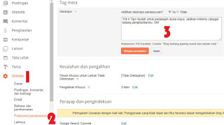 Opstimasi SEO dengan memanfaatkan Title Tag, Heading Tag dan Meta description [Panduan Lengkap]